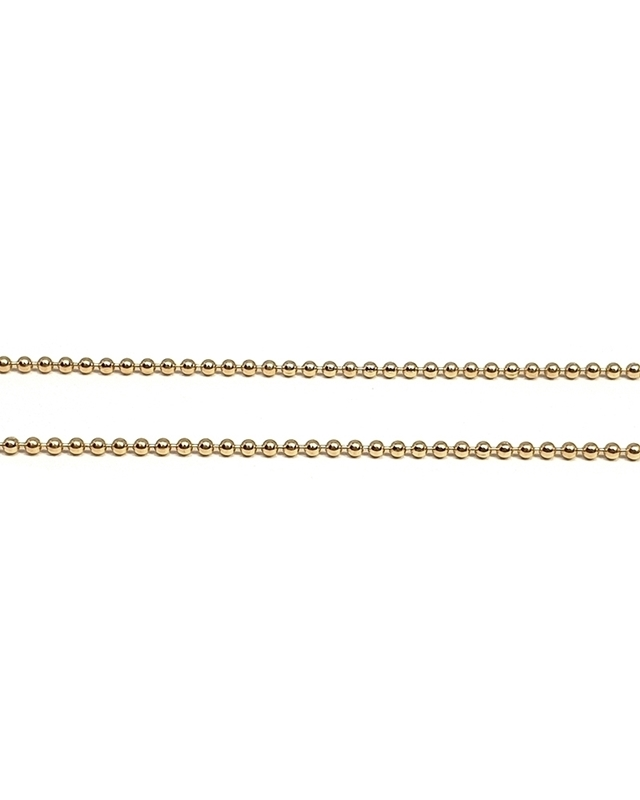 Picture for category 30% OFF Gold Filled Ball Chain