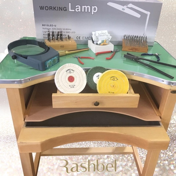 Picture of Jewelers Work Bench-Made in Italy