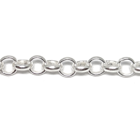Picture of Sterling Silver 3.3mm Rolo Chain