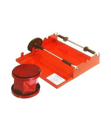 Picture of Heavy Duty Red Tumbler 220V