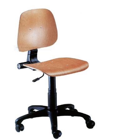 Picture of Swivel Wooden Professional Chair -Made in Italy