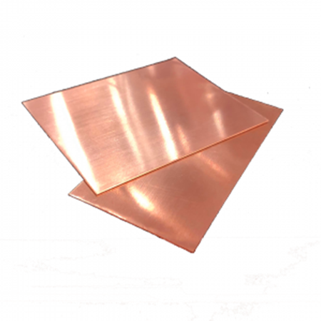 Picture of 14K Rose Gold Soldering Sheet- Hard