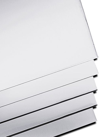 Picture of 999 Pure Silver Sheet 0.3mm/28 gauge