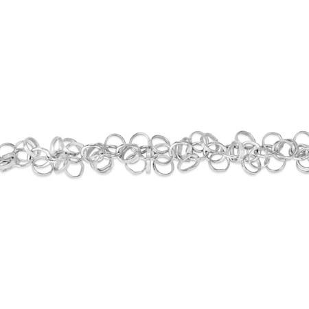 Picture of Sterling Silver 2.9mm Links Chain