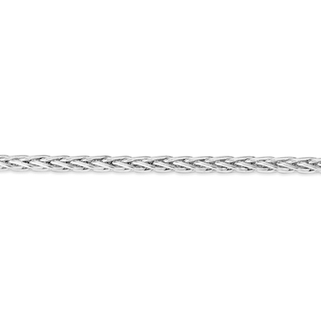 Picture of Sterling Silver 1.1mm Fox Tail Chain