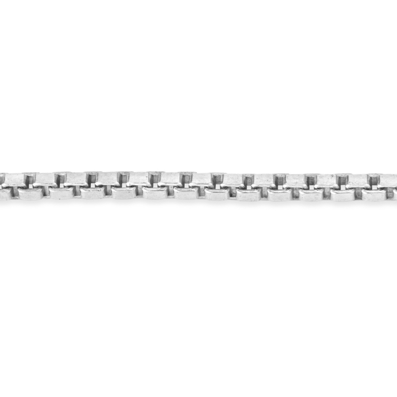 Picture for category 30% Off Silver Venetian Box Chains
